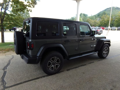 2020 Jeep Wrangler UNLIMITED SPORT S 4X4 For Sale | North