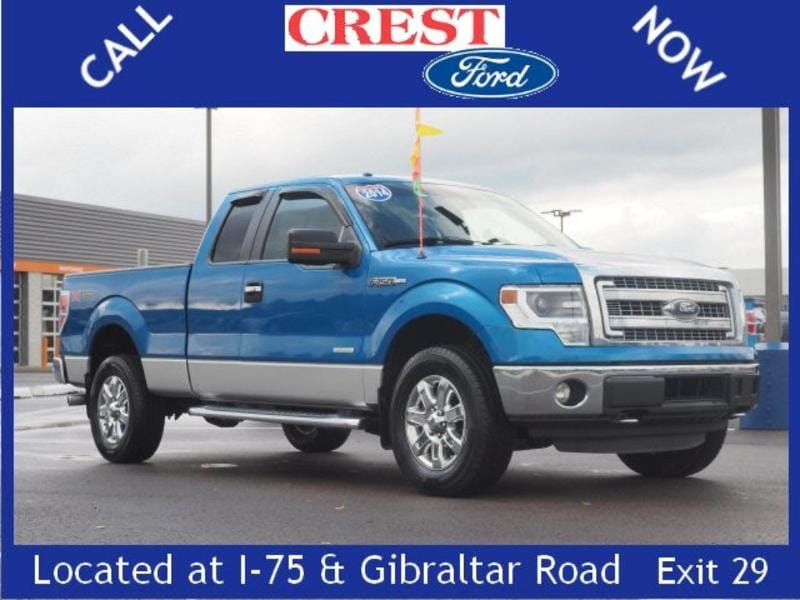2014 Ford F-150 XLT Extended Cab Truck
