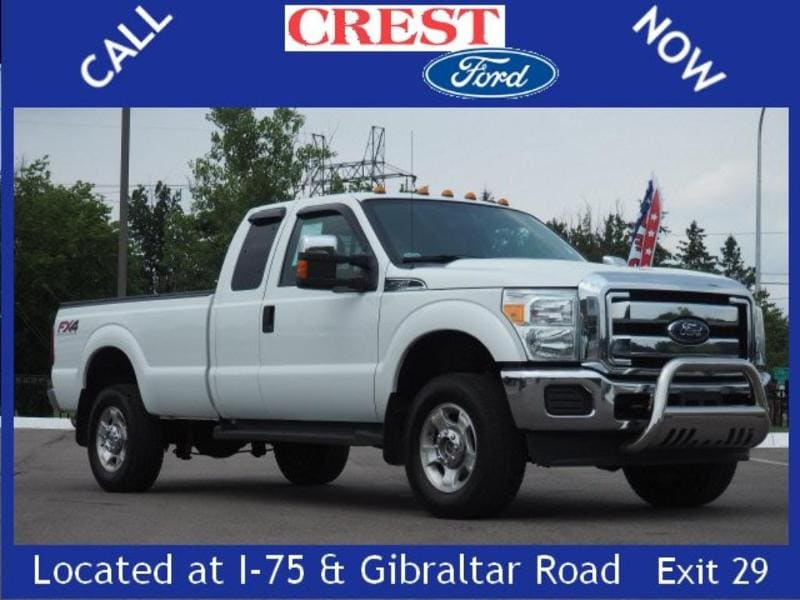 2016 Ford F-350 XLT Extended Cab Truck