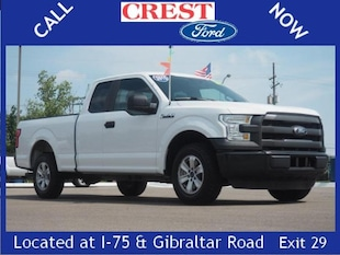 2015 Ford F-150 XL Extended Cab Truck