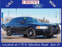 2011 Ford Crown Victoria LX Sedan