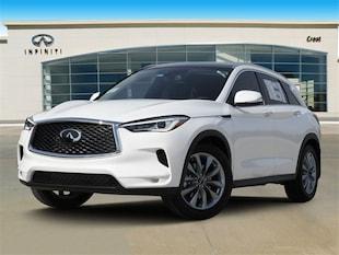 2020 INFINITI QX50 LUXE SUV