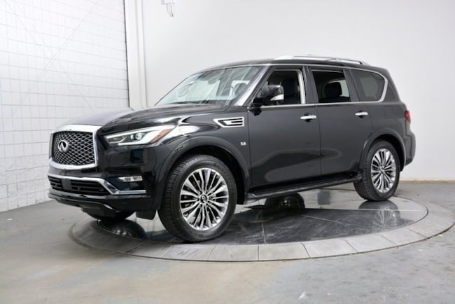 Infiniti Qx80 For Sale >> New 2019 Infiniti Qx80 For Sale At Crest Cars Vin Jn8az2nf8k9683863