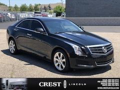 Used 2013 Cadillac ATS Luxury Sedan in Sterling Heights, MI