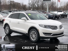 Certified 2016 Lincoln MKX Select SUV in Sterling Heights, MI