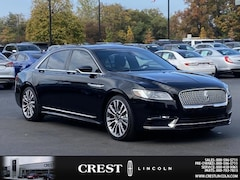 Certified 2017 Lincoln Continental Select Sedan in Sterling Heights, MI