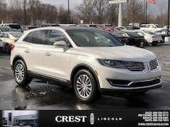 Used 2017 Lincoln MKX Select