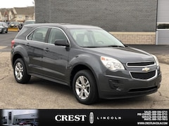 Used 2011 Chevrolet Equinox LS SUV in Sterling Heights, MI