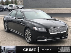 Certified 2017 Lincoln Continental Reserve in Sterling Heights, MI