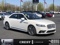 Used 2017 Lincoln Continental Reserve