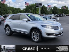 Certified 2017 Lincoln MKX Reserve in Sterling Heights, MI