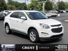 Used 2017 Chevrolet Equinox LT in Sterling Heights, MI