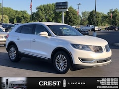 Certified 2017 Lincoln MKX Select in Sterling Heights, MI