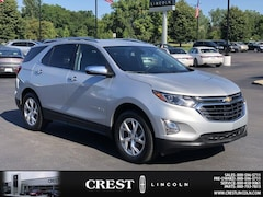 Used 2018 Chevrolet Equinox Premier in Sterling Heights, MI