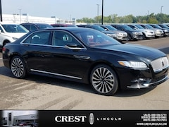 2018 Lincoln Black Label Continental Car in Sterling Heights, MI