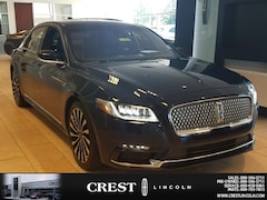 Certified 2017 Lincoln Continental Black Label Sedan in Sterling Heights, MI