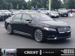 Certified 2018 Lincoln Continental Black Label in Sterling Heights, MI