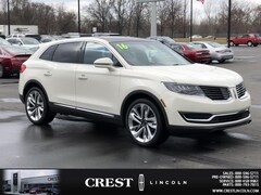 2016 Lincoln MKX Black Label