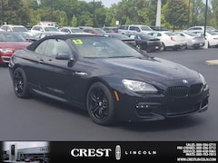 Used 2013 BMW 6 Series 650i xDrive Coupe in Sterling Heights, MI