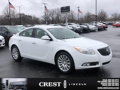Used 2013 Buick Regal Turbo Premium 1 Sedan in Sterling Heights, MI