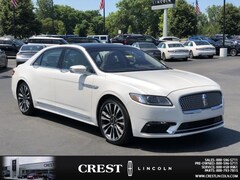 Certified 2018 Lincoln Continental Reserve in Sterling Heights, MI