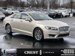 Certified 2017 Lincoln MKZ Hybrid Premiere in Sterling Heights, MI