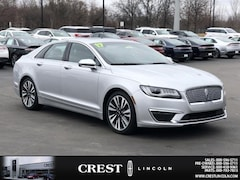 Used 2017 Lincoln MKZ Hybrid Select