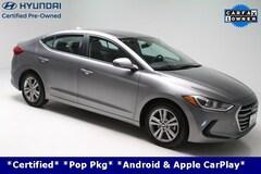 2017 Hyundai Elantra SE **Certified** **Popular Pkg**