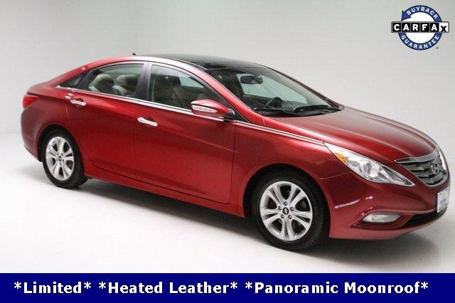 2012 Hyundai Sonata Limited (A6)