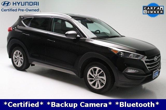 2017 Hyundai Tucson SE **Popular Pkg** **Certified**