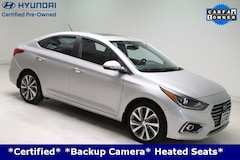 2019 Hyundai Accent Limited **Certified**