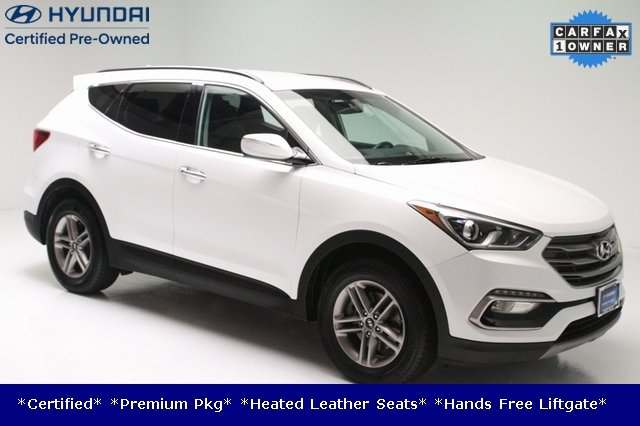 2017 Hyundai Santa Fe Sport 2.4L **Certified** **Premium Pkg**