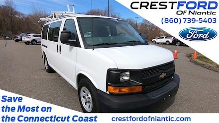 2011 Chevrolet Express 1500 Work Van Van