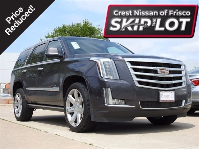 Used Cadillac Escalade Frisco Tx