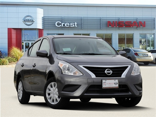 2019 nissan versa features review frisco serving. Black Bedroom Furniture Sets. Home Design Ideas