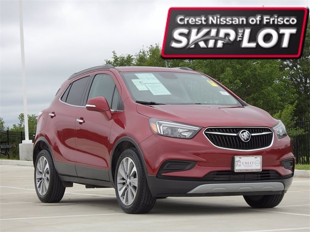 Used Buick Encore Frisco Tx