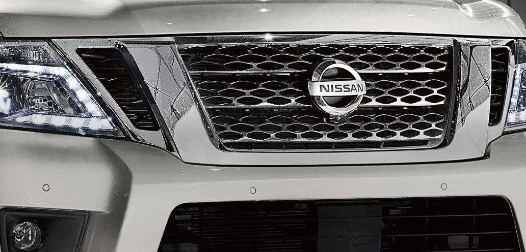 Nissan 3rd Row SUV