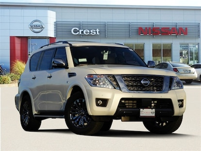 2019 Nissan Armada: Updates, Design, Specs >> New 2019 Nissan Armada Platinum For Sale In Frisco Tx K9350227 Frisco New Nissan For Sale Jn8ay2nfxk9350227