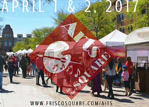 Arts in the Square at Simpson Plaza in Frisco