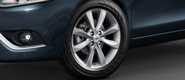Nissan Tire Service in Frisco