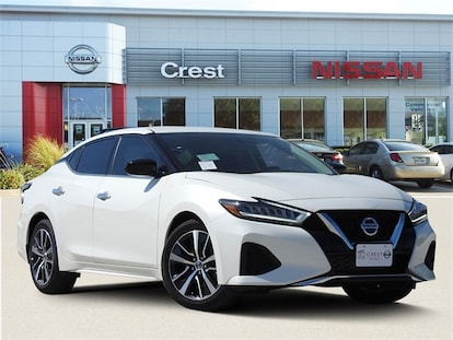 New Nissan Maxima >> New 2019 Nissan Maxima 3 5 S For Sale In Frisco Tx Kc375540