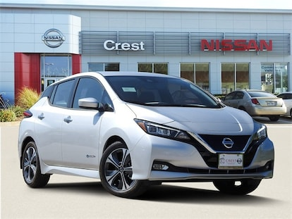 New 2019 Nissan Leaf Sv For Sale In Frisco Tx Kc312750 Frisco