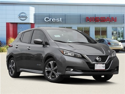 New 2019 Nissan Leaf Sv For Sale In Frisco Tx Kc312613 Frisco