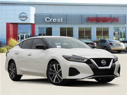 New Nissan Maxima >> New 2019 Nissan Maxima 3 5 S For Sale In Frisco Tx Kc373840