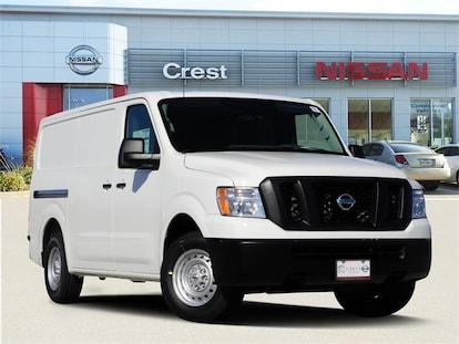 New 2019 Nissan NV Cargo NV2500 HD For Sale at Crest Nissan | VIN:  1N6BF0KY2KN804006