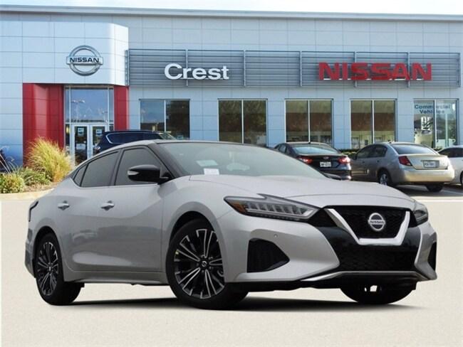 Nissan Dealerships Dfw >> Dallas New 2019 Nissan Maxima 3 5 Sl For Sale In Dallas Tx