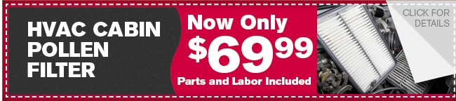 HVAC Coupon, Dallas Automotive Service