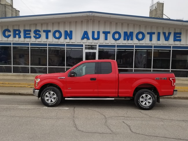 2015 Ford F-150 EXTENDED CAB TRUCK