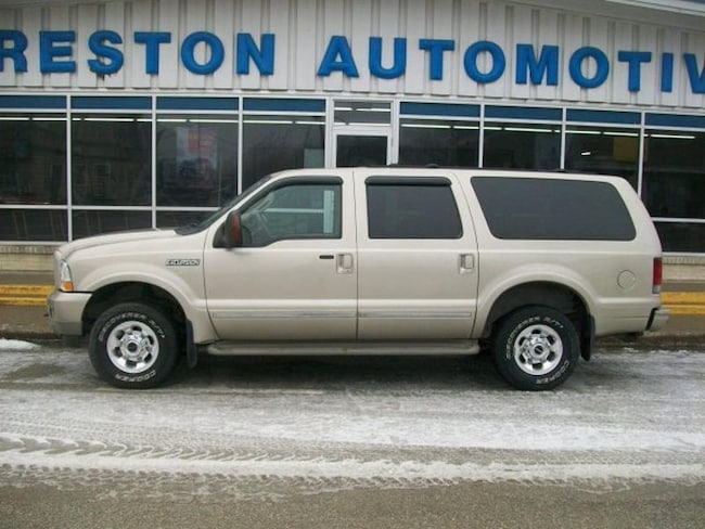 2004 Ford Excursion Limited SUV