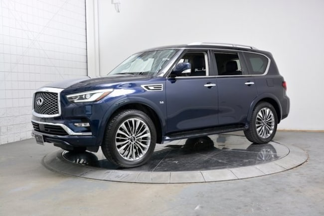 2018 INFINITI QX80 Drivers Assist SUV